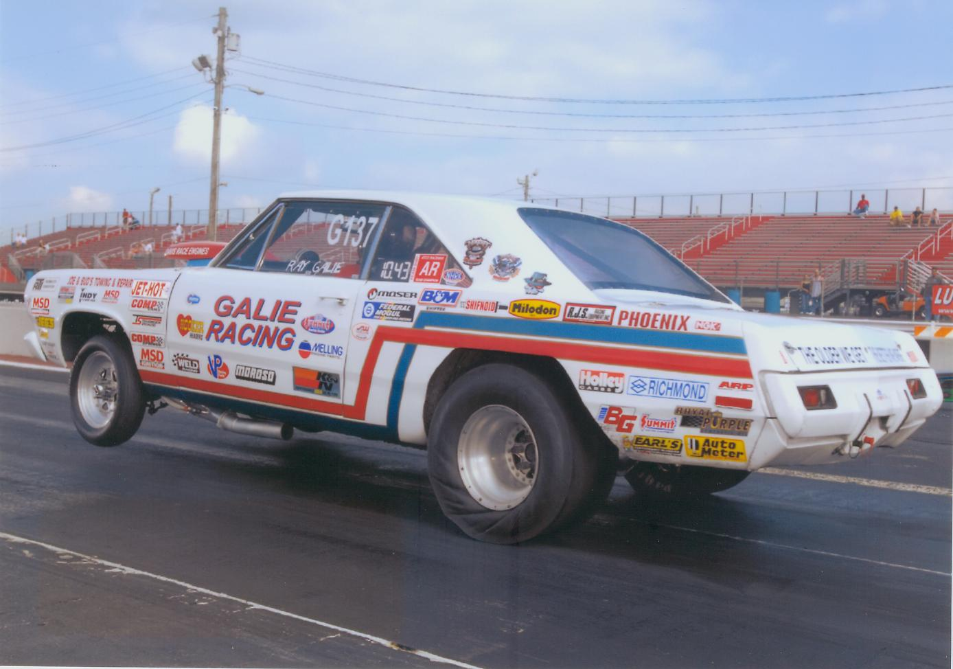 Drag Racing In The 70s Back When It Was Still Fun