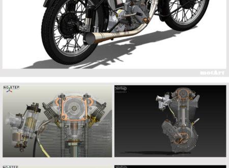 3D norton motart 3 450x330 - 3D Norton Manx M30 by Niels Schoen