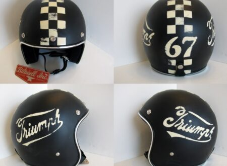 4triumph 450x330 - Distressed Helmets by Old School Helmets