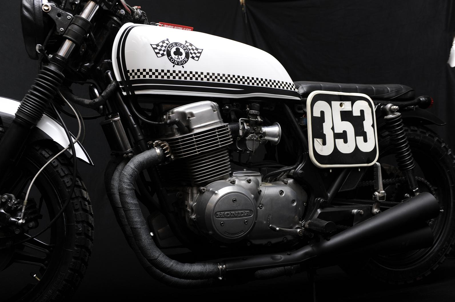 DSC8651 79 CB 750 Scrambler by Kiez Kustoms