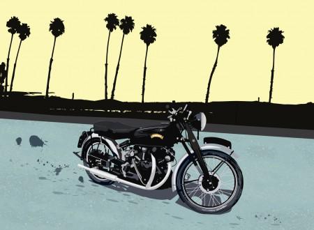 VINCENT BLACK SHADOW V2 WEB 450x330 - Vincent Black Shadow vs Andy Warhol