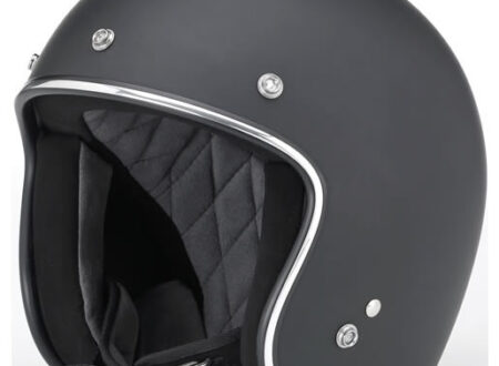 large 102 Black Left 1 450x330 - Biltwell Hustler Helmet