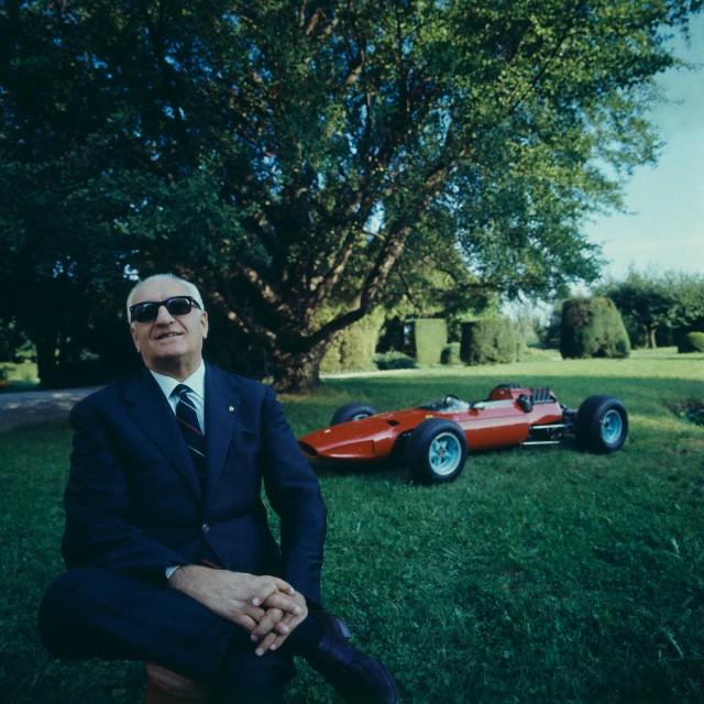 tumblr limqp5fWw81qzooxpo1 1280 The Impossibly Cool Enzo Ferrari