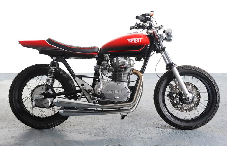 spirit of the seventies motorcycles