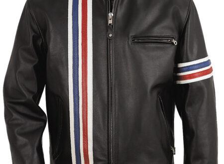 671BLKFRT2 450x330 - Easy Rider Motorcycle Jacket 671 by Schott