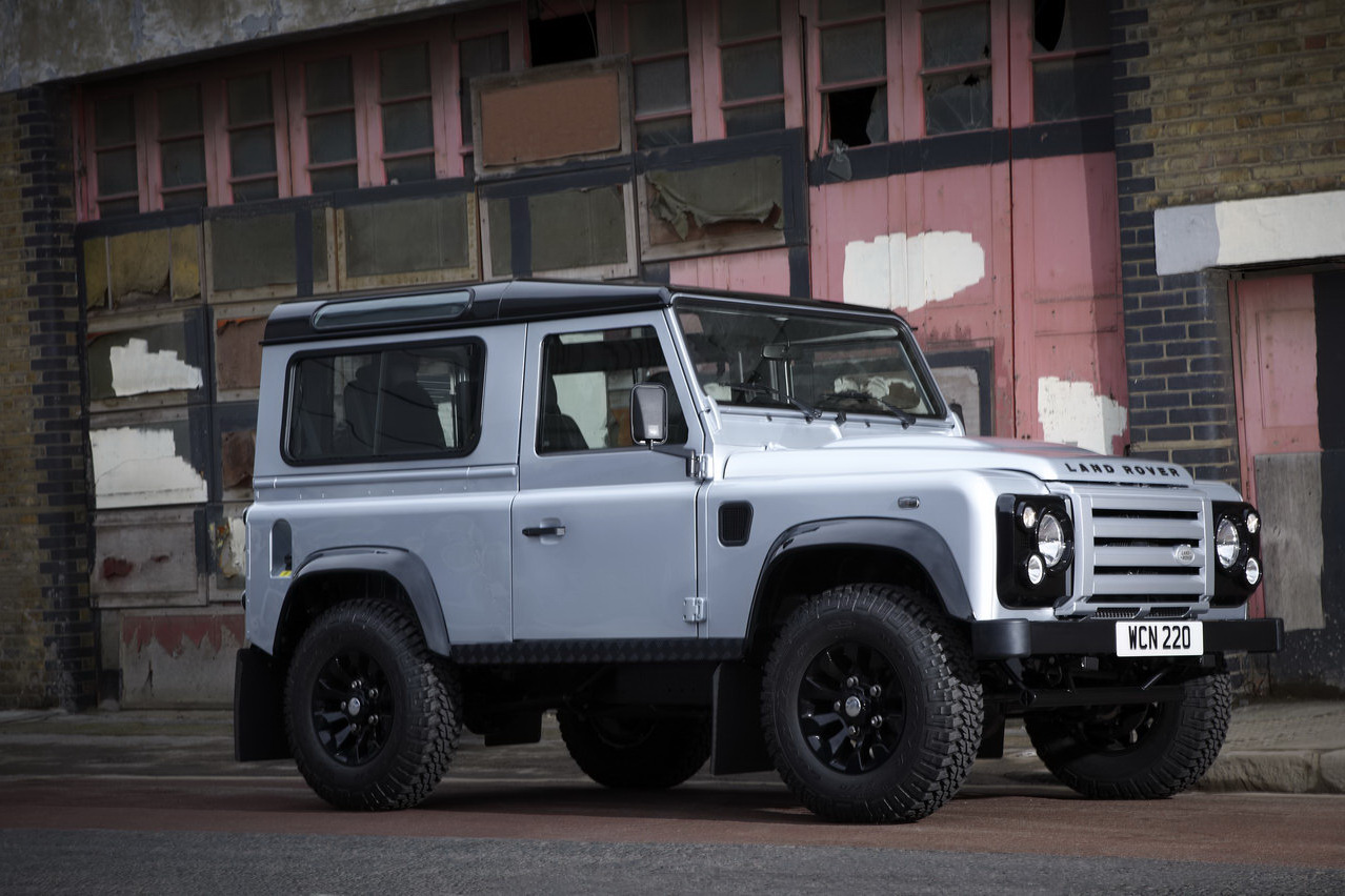 Land Rover Defender X-Tech / Pictures and Specifications
