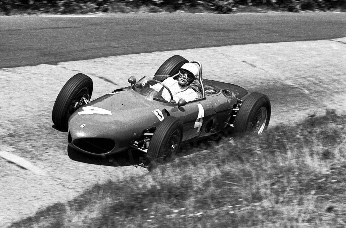 the Sharknose Ferrari 156