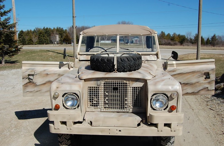 1974 Land Rover Other 109