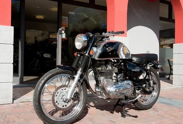 McDeeb Clubman Motorcycle