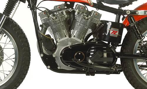 Harley-Davidson XLR-TT