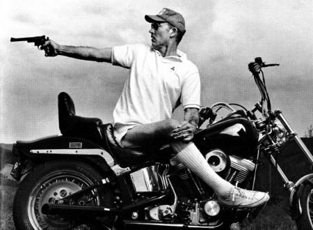 hunter s thompson liebowitz 450x330 - Hunter S. Thompson on Motorcycles