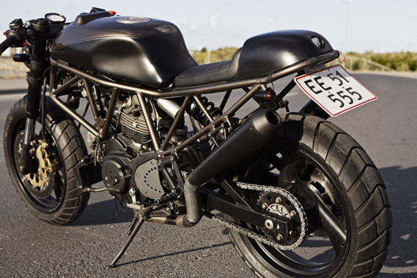 monkee20 03 Ducati 750SS / Monkee #20 by The Wrenchmonkees