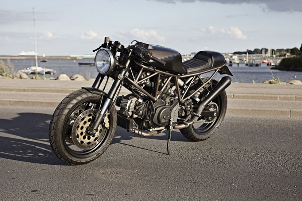 monkee20 10 Ducati 750SS / Monkee #20 by The Wrenchmonkees