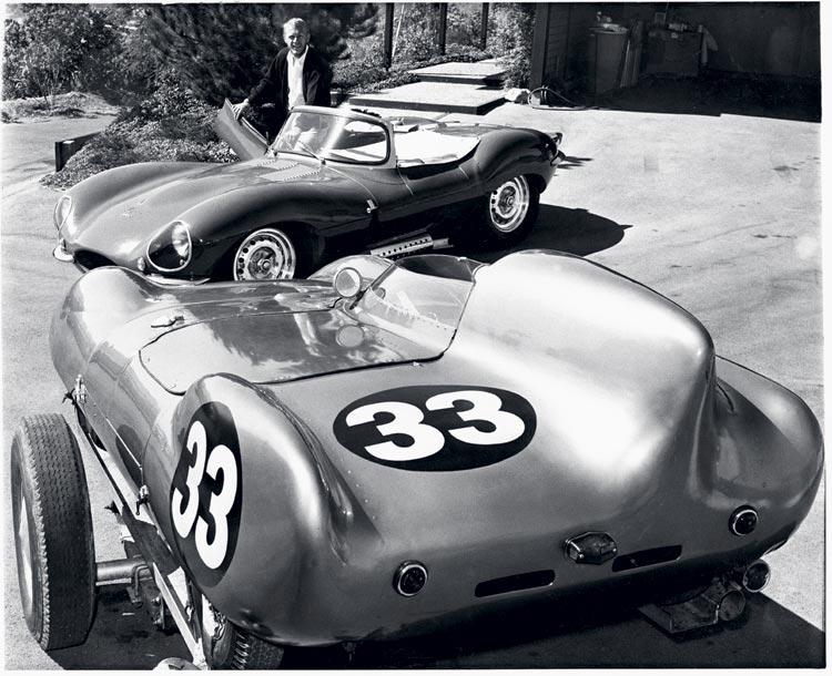 112 0801 23zsteve mcqueen lotus 11 jaguar xk ss Steve McQueens Jaguar XKSS