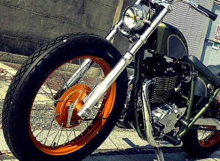13542 450x330 - Gravel Crew Honda CB400SS