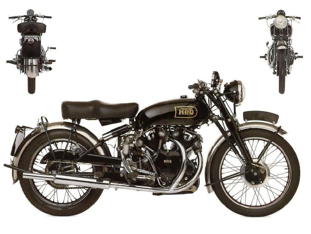 1949-Vincent-HRD-Black-Shadow-Series-C