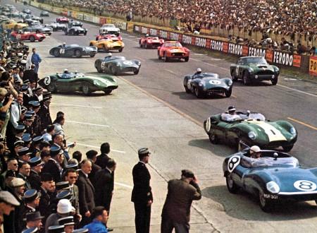 1959 le mans 24hr 450x330 - Colourful Le Mans