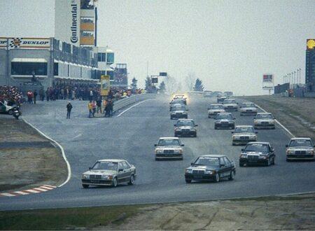 1984erffnungsrennennrbukb0 450x330 - Ayrton Senna Arrives - The 1984 Mercedes Nürburgring Race
