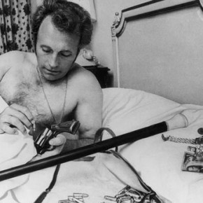 Evel Knievel Interview - 1971