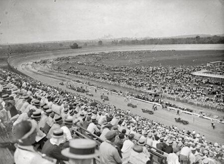 27449u 450x330 - 1925 Auto Races - Laurel, Maryland