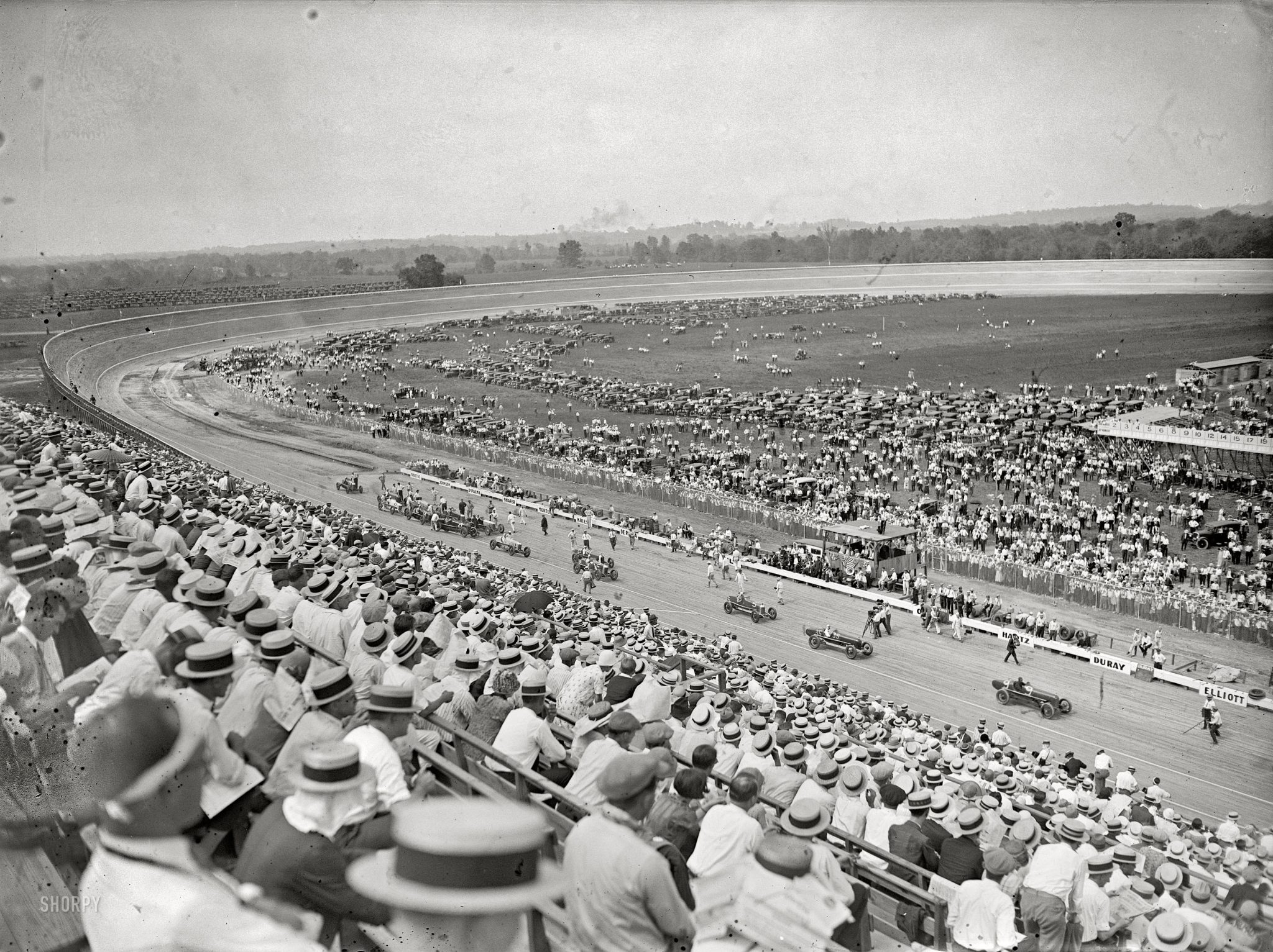 Board Track Racing 1925 Maryland