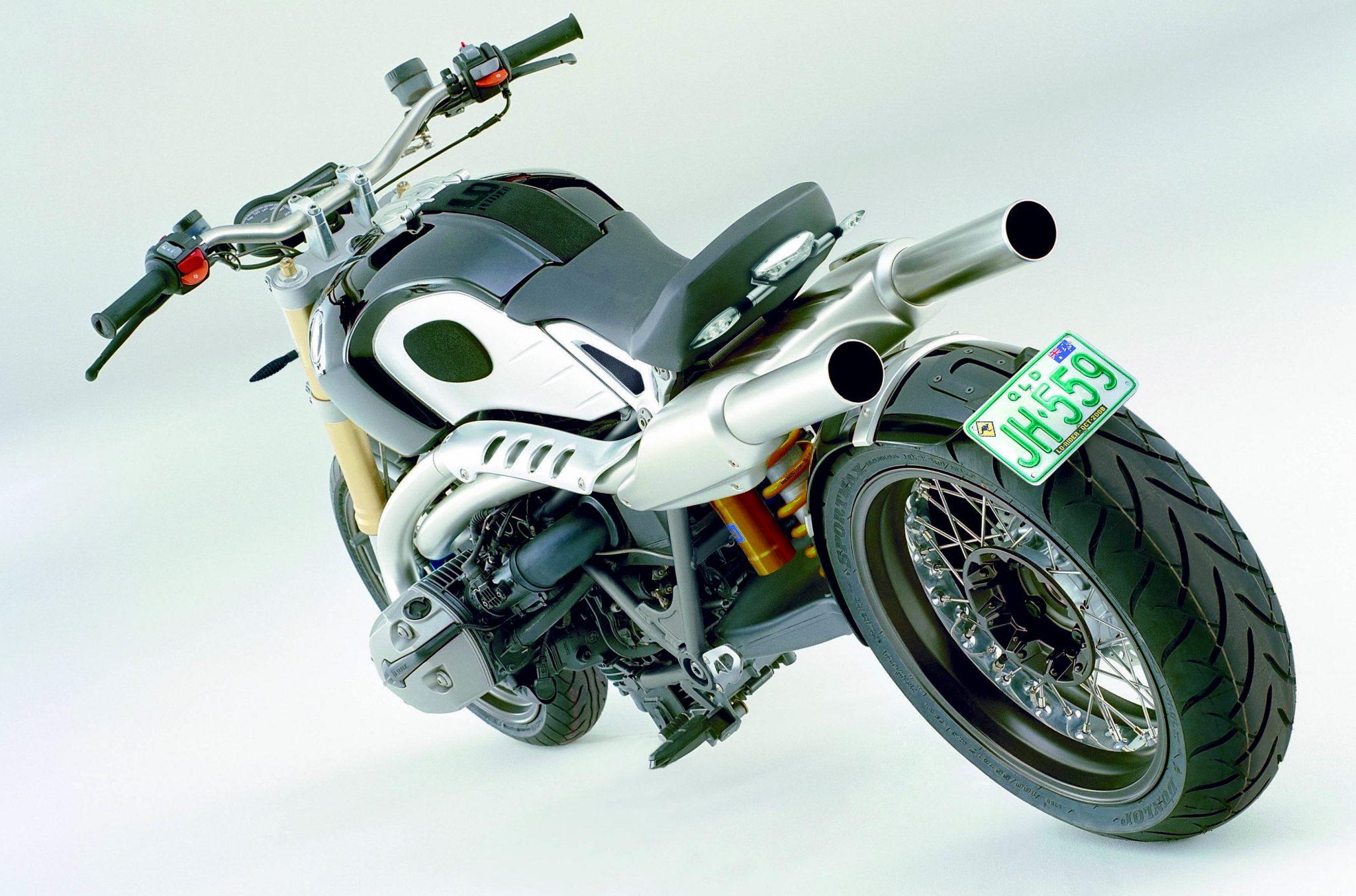 3studie2 BMW Lo Rider Concept