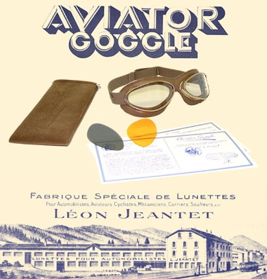 jeantet aviator goggle