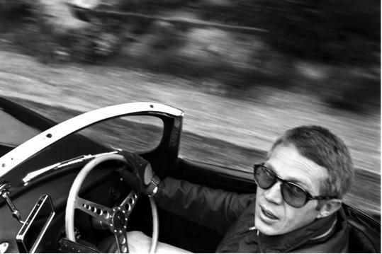 539w Steve McQueens Jaguar XKSS