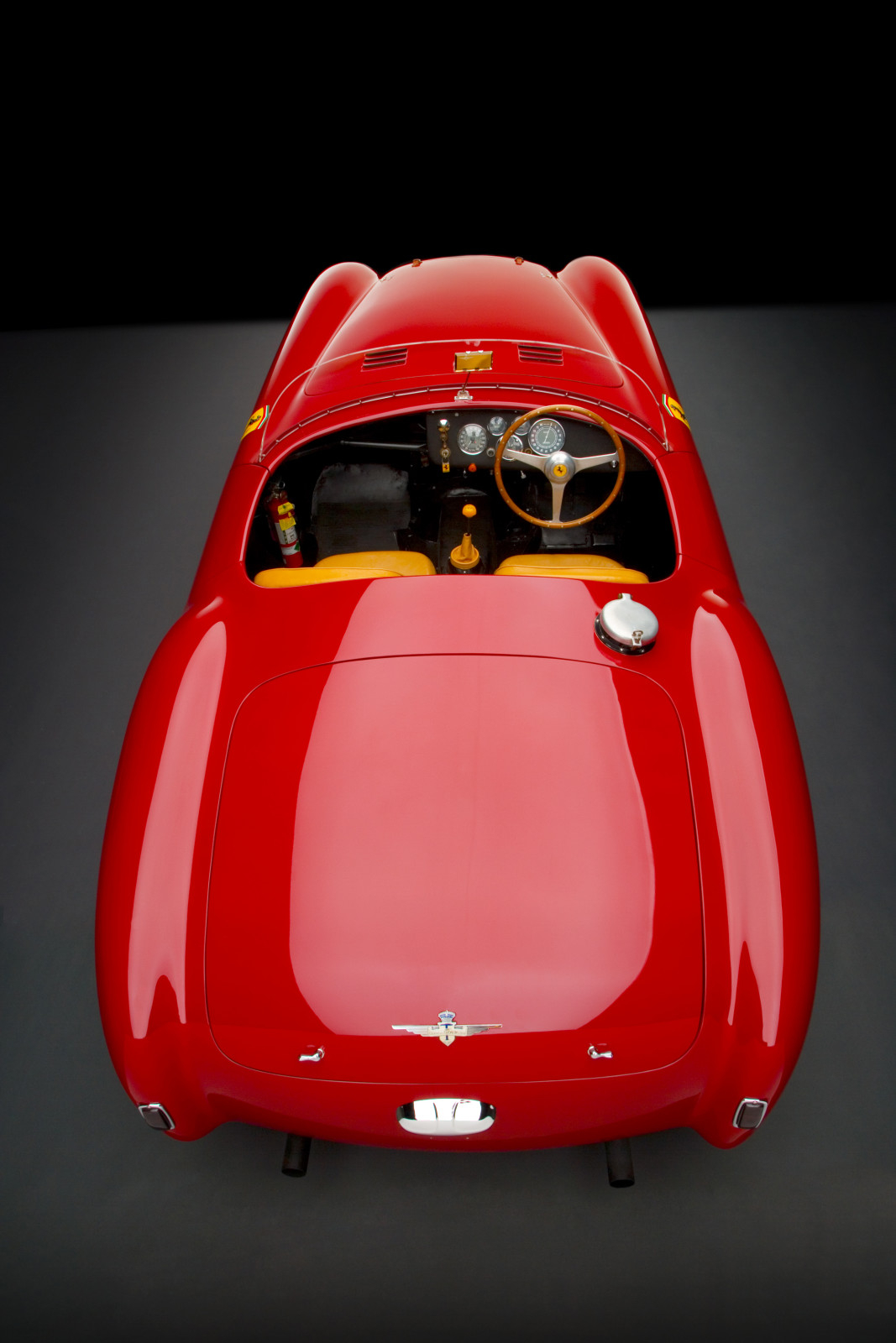 1953 Ferrari 340 MM Competition Spyder