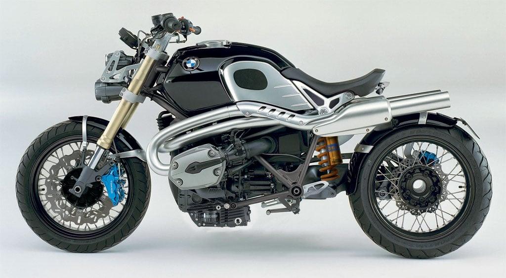 BMW Lo Rider 4 BMW Lo Rider Concept