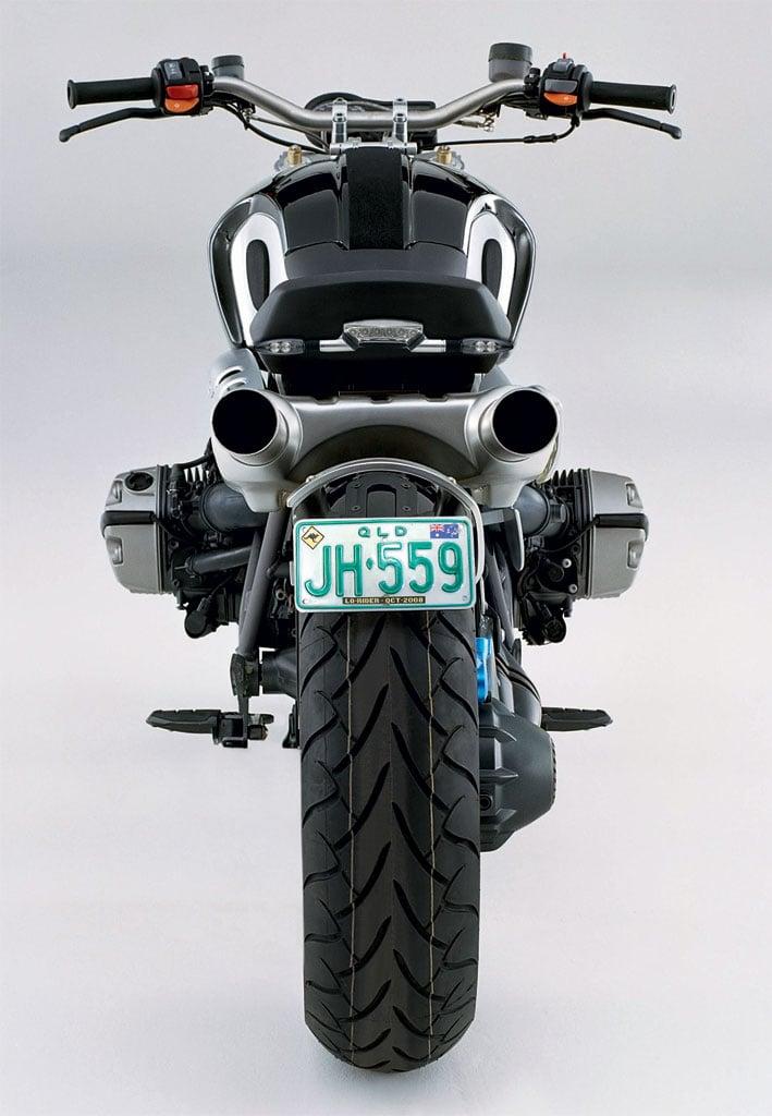 BMW Lo Rider 8 BMW Lo Rider Concept