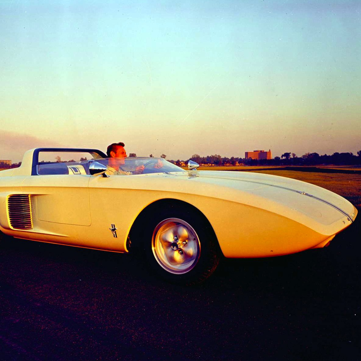 Ford Mustang Roadster Concept Car 19621 Top 11 Features of 2011