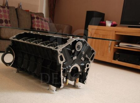 Jaguar V12 Coffee Table 1 450x330 - Jaguar V12 Coffee Table