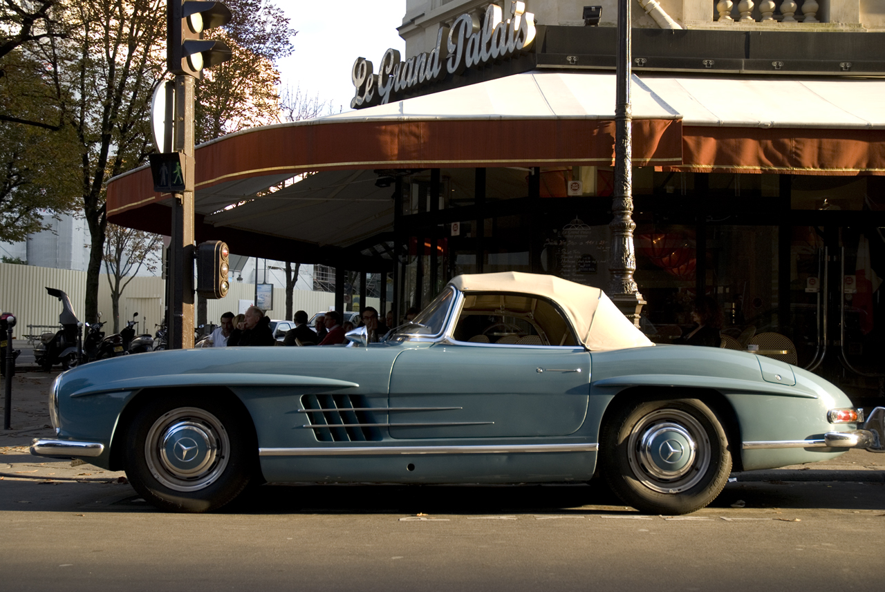 Mercedes 300 SL Roadster
