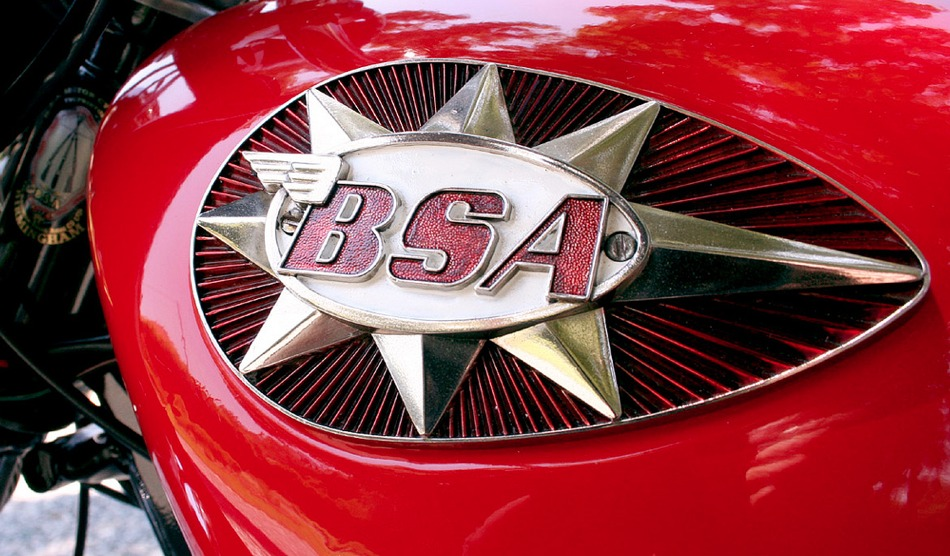 1968 BSA Shooting Star