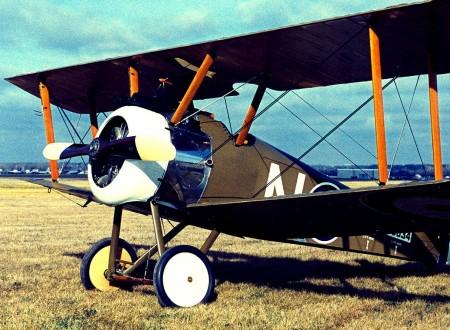 Sopwith F 1 Camel 2 USAF1 450x330 - Sopwith Camel