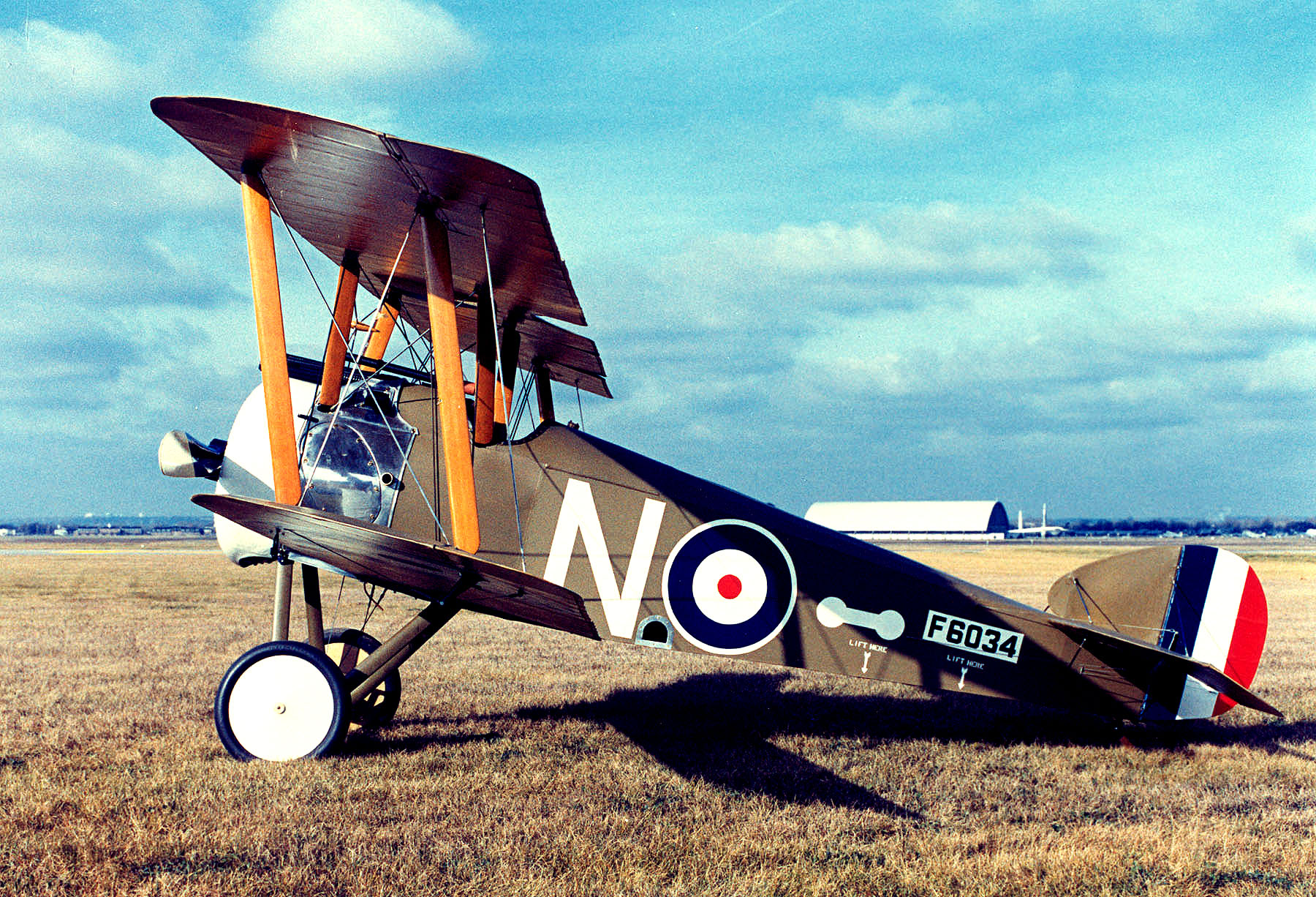 Sopwith WW1 Fighter Planes