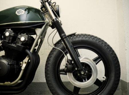 Honda CB 750 CRD #3