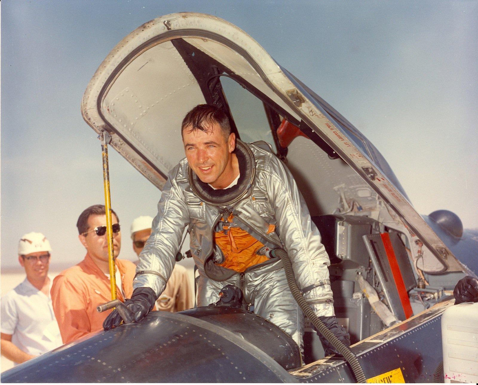 Robert White's X-15