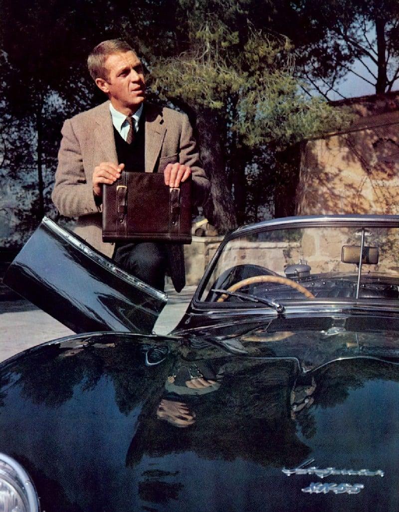 carcas1 Steve McQueens Jaguar XKSS