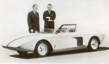 ford mustang concept car 1962 The Forgotten 1962 Ford Mustang