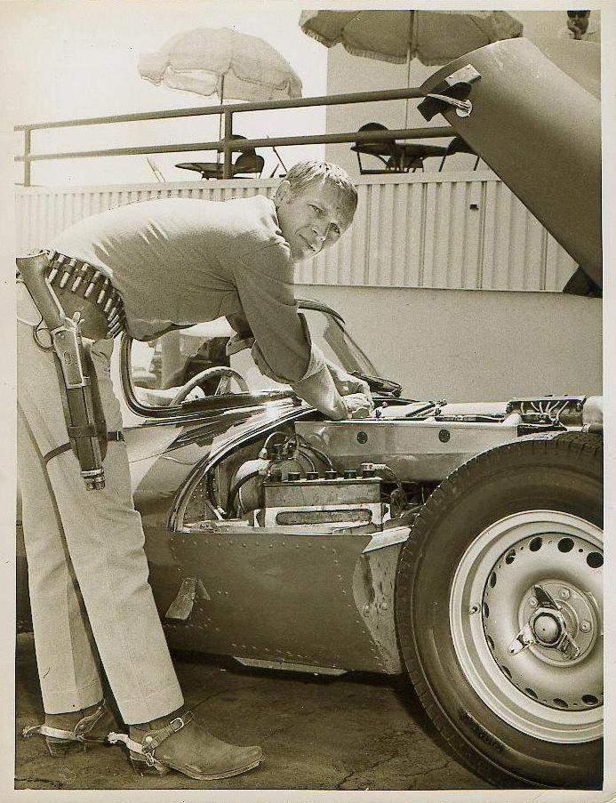 ma1 Steve McQueens Jaguar XKSS