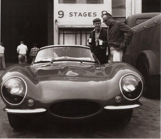 mcqueen jaguar Steve McQueens Jaguar XKSS