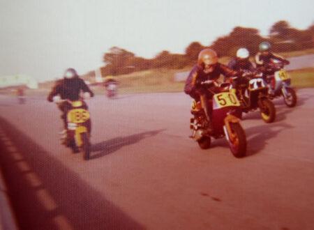 racing anneweir 01 450x330 - Isle of Man Scooter Racing - Circa 1970