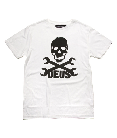 Deus Ex Machina Skully Tee
