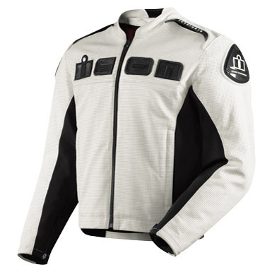 Accelerant Perforated Jacket Icon Motorsports