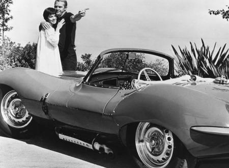 steve mcqueen neile1 450x330 - Steve McQueen's Jaguar XKSS