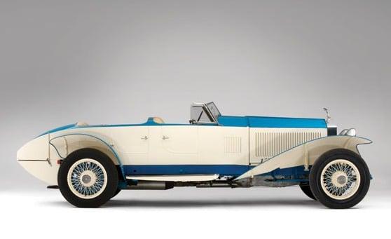 1926 Rolls-Royce Phantom Experimental Sports Tourer