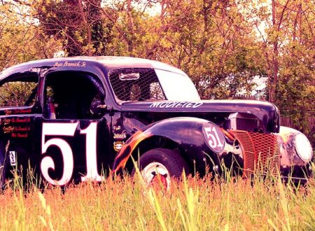 1940 Ford Circle Track Race Car2 450x330 - eBay Find: 1940 Ford Circle Track Race Car