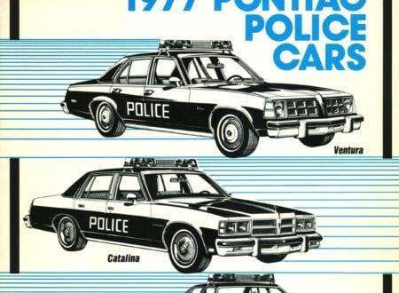 1977 Pontiac Police Cars 2 450x330 - 1977 Pontiac Police Cars
